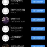 Fake Follower