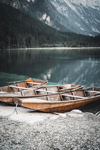 Jägersee Boote