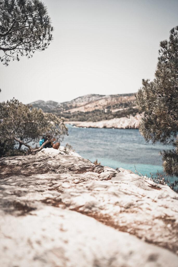 Bild am Meer